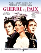 War and Peace - French Re-release poster (xs thumbnail)