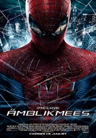 The Amazing Spider-Man - Estonian Movie Poster (xs thumbnail)