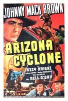 Arizona Cyclone - Movie Poster (xs thumbnail)