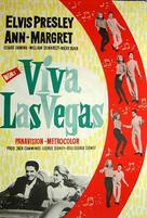 Viva Las Vegas - Swedish Movie Poster (xs thumbnail)