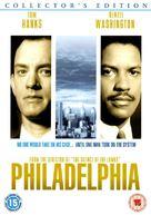 Philadelphia - British DVD movie cover (xs thumbnail)