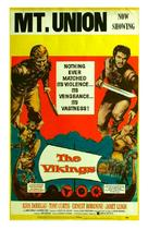The Vikings - Movie Poster (xs thumbnail)