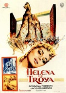 Helen of Troy - Spanish Movie Poster (xs thumbnail)