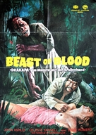 Beast of Blood - German Movie Poster (xs thumbnail)