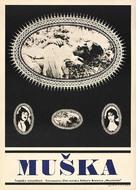 Mouchette - Czech Movie Poster (xs thumbnail)