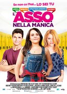 The DUFF - Italian Movie Poster (xs thumbnail)