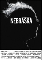 Nebraska - German Movie Poster (xs thumbnail)