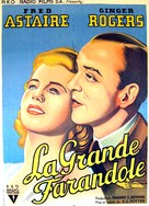 The Story of Vernon and Irene Castle - French Movie Poster (xs thumbnail)