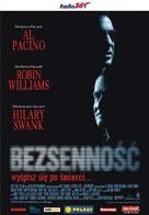Insomnia - Polish Movie Poster (xs thumbnail)
