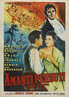 Les enfants du paradis - Italian Movie Poster (xs thumbnail)