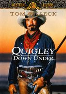 Quigley Down Under - DVD cover (xs thumbnail)