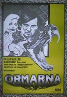 Stanley - Swedish Movie Poster (xs thumbnail)