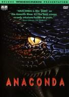Anaconda - DVD movie cover (xs thumbnail)