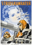 L'équipage - Swedish Movie Poster (xs thumbnail)