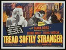 Tread Softly Stranger - British Movie Poster (xs thumbnail)