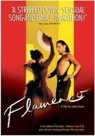 Flamenco - DVD cover (xs thumbnail)