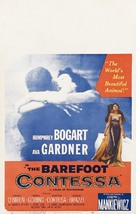 The Barefoot Contessa - Movie Poster (xs thumbnail)