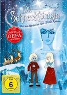 Snezhnaya koroleva - German DVD cover (xs thumbnail)