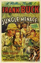 Jungle Menace - Movie Poster (xs thumbnail)