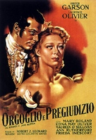 Pride and Prejudice - Italian Movie Poster (xs thumbnail)