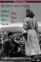 Amore in città, L' - Brazilian DVD cover (xs thumbnail)