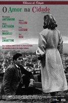 Amore in città, L' - Brazilian DVD movie cover (xs thumbnail)