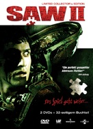 Saw II - German DVD cover (xs thumbnail)