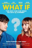 What If - British Movie Poster (xs thumbnail)