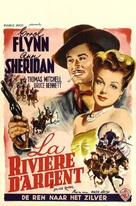 Silver River - Belgian Movie Poster (xs thumbnail)