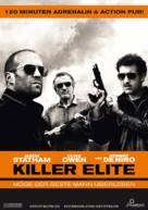 Killer Elite - Swiss Movie Poster (xs thumbnail)
