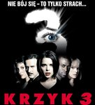 Scream 3 - Polish Movie Poster (xs thumbnail)