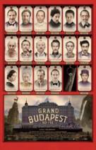 The Grand Budapest Hotel - Italian Movie Poster (xs thumbnail)