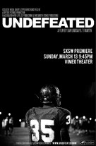 Undefeated - Movie Poster (xs thumbnail)