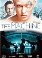 The Machine - French DVD movie cover (xs thumbnail)