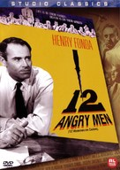 12 Angry Men - Dutch Movie Cover (xs thumbnail)