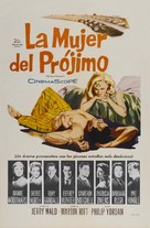 No Down Payment - Puerto Rican Movie Poster (xs thumbnail)
