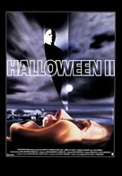 Halloween II - French Movie Poster (xs thumbnail)