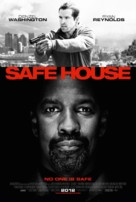 Safe House - Thai Movie Poster (xs thumbnail)