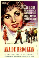 Anna di Brooklyn - Spanish Movie Poster (xs thumbnail)