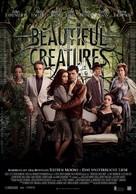 Beautiful Creatures - Swiss Movie Poster (xs thumbnail)