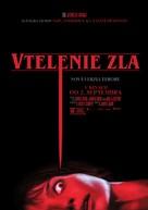 Malignant - Slovak Movie Poster (xs thumbnail)