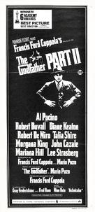 The Godfather: Part II - Australian Movie Poster (xs thumbnail)
