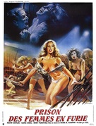 Femmine in fuga - French Movie Poster (xs thumbnail)