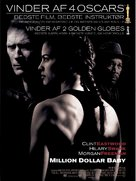 Million Dollar Baby - Danish Movie Poster (xs thumbnail)
