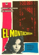 Le monte-Charge - Spanish Movie Poster (xs thumbnail)