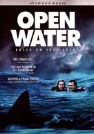 Open Water - DVD cover (xs thumbnail)