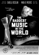 The Saddest Music in the World - German Movie Poster (xs thumbnail)