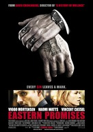Eastern Promises - Swiss Movie Poster (xs thumbnail)