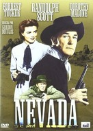 The Nevadan - Spanish DVD cover (xs thumbnail)