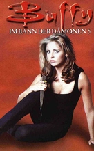 """Buffy the Vampire Slayer"" - German VHS movie cover (xs thumbnail)"